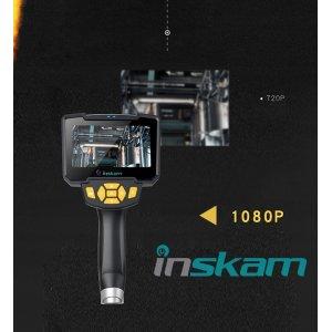 Kamera INSPEKCYJNA ENDOSKOP 5M 6LED FULL HD 64GB