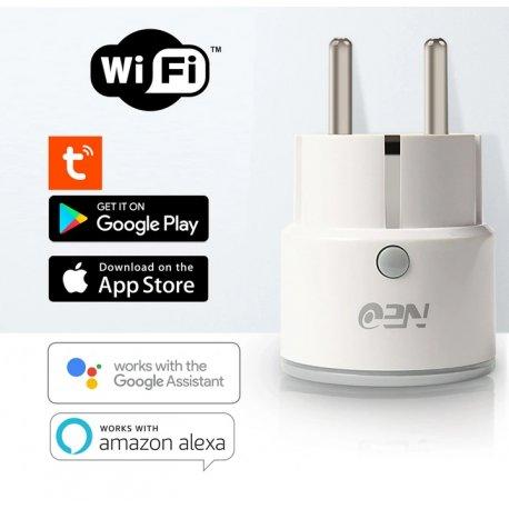 ZDALNIE STEROWANE GNIAZDKO WiFi ANDROID iOS TIMER