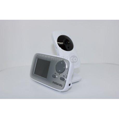 Niania elektroniczna z kamerą i monitorem Motorola MBP482