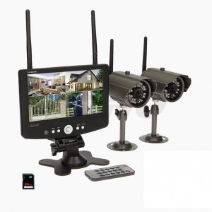 4-kanałowy, bezprzewodowy system do monitoringu ORNOOR-MT-JE-1801