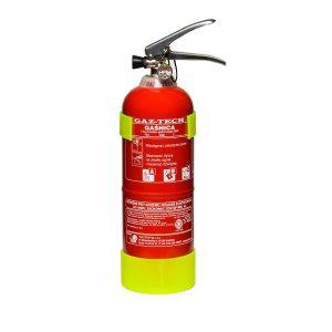 Gaśnica GAZ-TECH GP-2 X z proszkiem ABC/E