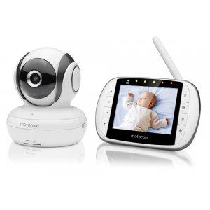 Niania elektroniczna z kamerą i monitorem Motorola MBP36SC