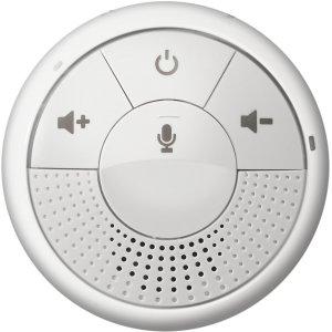 Niania elektroniczna audio i przenośny moduł rodzica Motorola MBP140