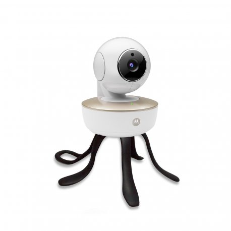 Przenośna obrotowa kamera z Wi-Fi do monitoringu dziecka Motorola MBP88 CONNECT