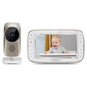 Niania elektroniczna z kamerą, Wi-Fi® i monitorem Motorola MBP845 CONNECT