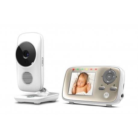 Niania elektroniczna z kamerą i monitorem Motorola MBP483