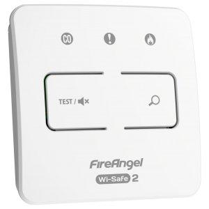 Panel kontrolny Wi-Safe2 FireAngel WTSL-1EU