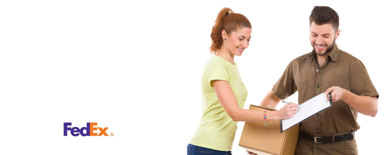 Wysyłka kurierem FedEx za 10 zł - dostawa w 24h!!